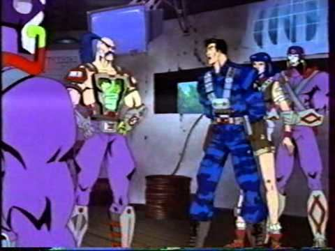 Action Man (1995 TV series) Action Man Missions Extremes 19951997 Fr S01 E01 Situation