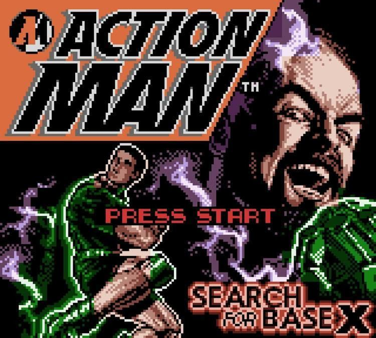 Action Man: Search for Base X Action Man Search for Base X OST T01 Title Screen YouTube