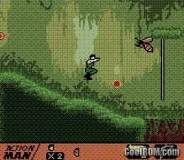 Action Man: Search for Base X Action Man Search for Base X ROM Download for Gameboy Color GBC