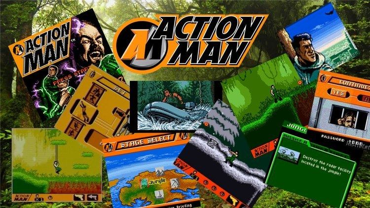 Action Man: Search for Base X Action Man Search for base X Not so Classic Games YouTube