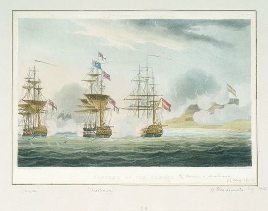 Action of 23 August 1806