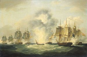 Action of 5 October 1804 httpsuploadwikimediaorgwikipediacommonsthu
