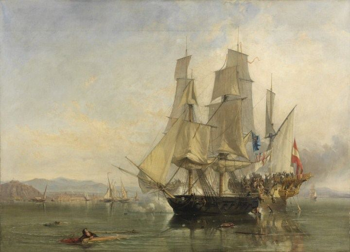 Action of 6 May 1801