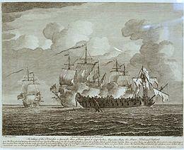 Action of 8 April 1740 httpsuploadwikimediaorgwikipediacommonsthu