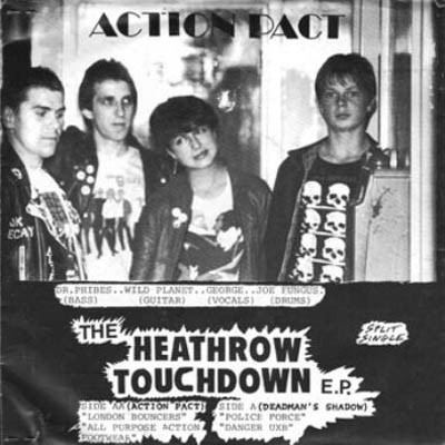 !Action Pact! Action Pact Dead Mans Shadow The Heaththrow Touchdown EP