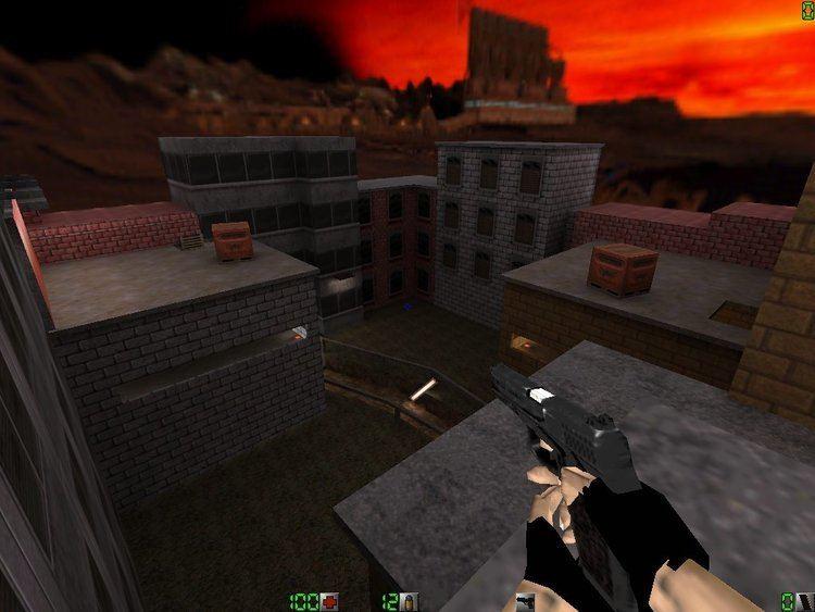 Action Quake 2 Action Quake 2 Map by lumination on DeviantArt