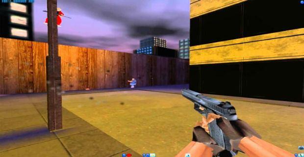 Action Quake 2 Action Quake 2 retrospective Rock Paper Shotgun