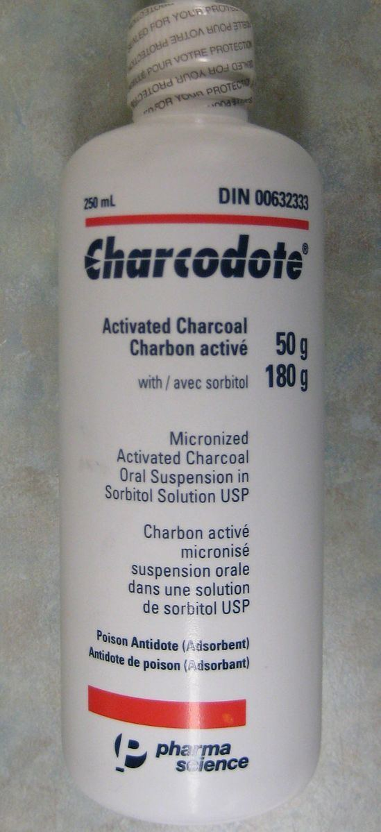 Activated charcoal (medication)