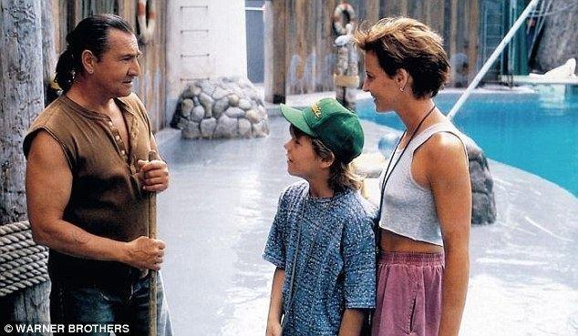 Actor (film) movie scenes Star of the show August Schellenberg as Randolph Johnson in 1993 film Free Willy