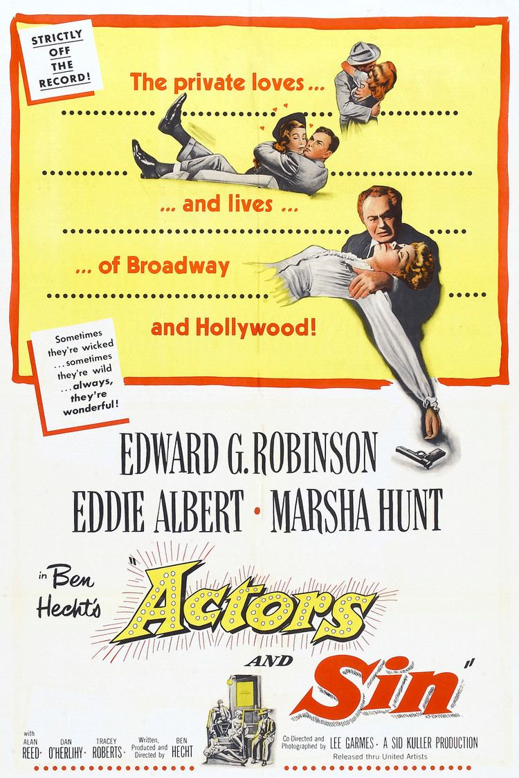 Actor's and Sin wwwgstaticcomtvthumbmovieposters38919p38919