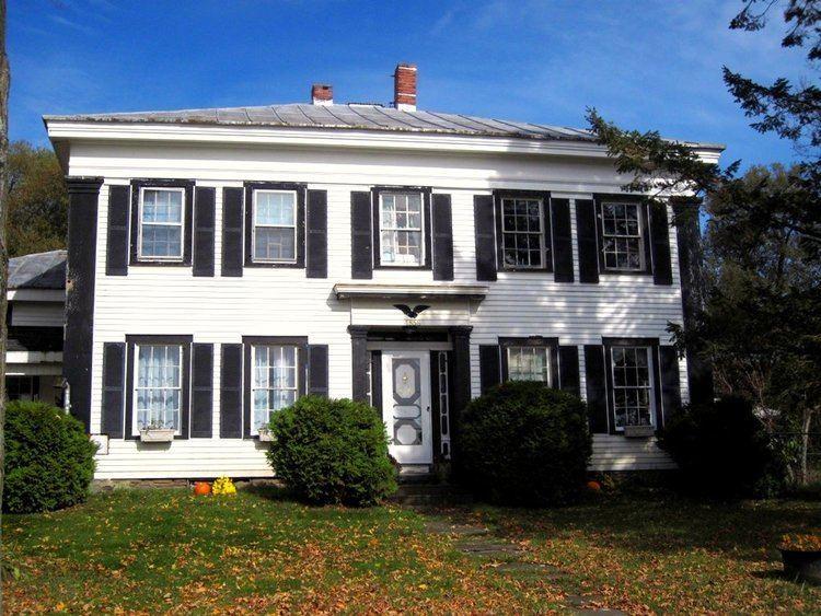A.D. (Boss) Jones House