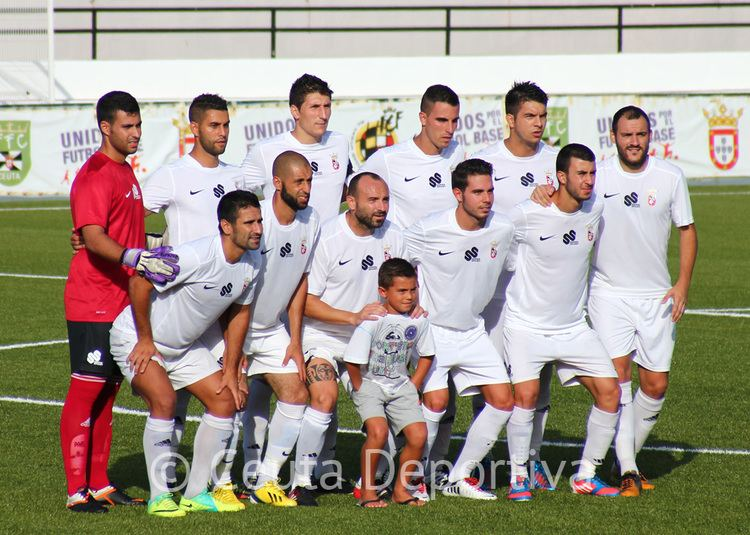 AD Ceuta Sigue el Recre B AD Ceuta FC a travs de Twitter y Ceuta Deportiva