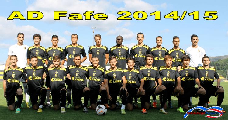 AD Fafe Montelongo Desportivo Jogo de apresentao AD Fafe 1 Clube