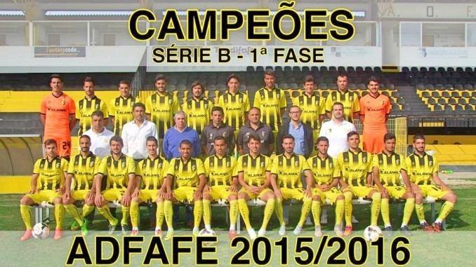 AD Fafe AD Fafe bateu Oliveirense e j est no play off da subida II Liga