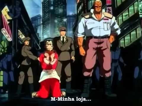 A.D. Police Files A D Police Files OVA 01 YouTube