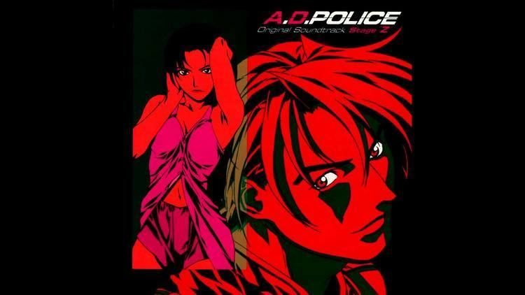 A.D. Police: To Protect and Serve AD Police OST Kyoko YouTube