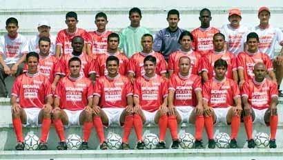 A.D. Ramonense Campeonato de Apertura 20032004 Nacincom