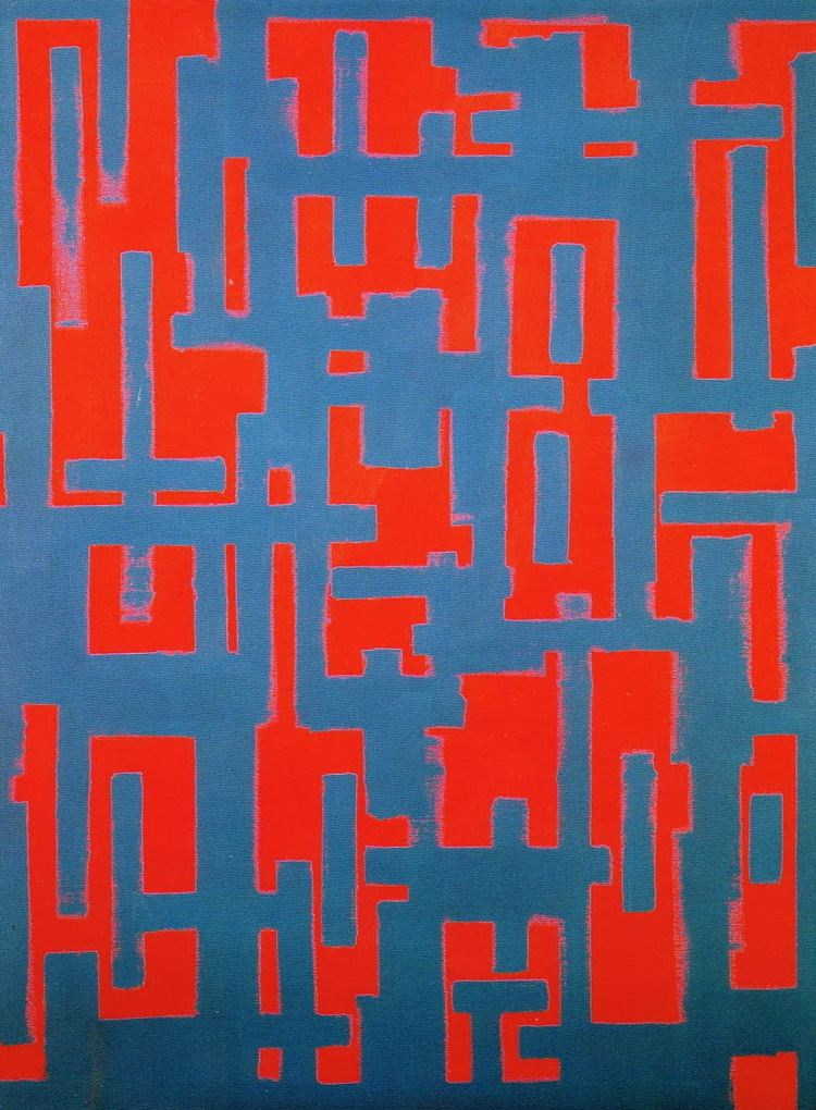 Ad Reinhardt Untitled Red and Gray Ad Reinhardt WikiArtorg