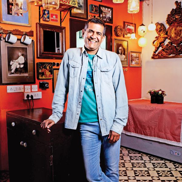 AD Singh Whats cooking for Indias restaurant man The AD Singh profile
