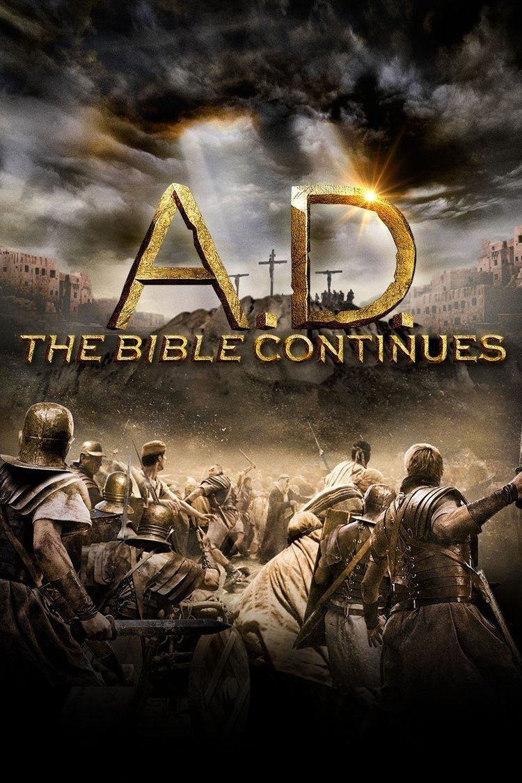 A.D. The Bible Continues wwwgstaticcomtvthumbtvbanners10424916p10424