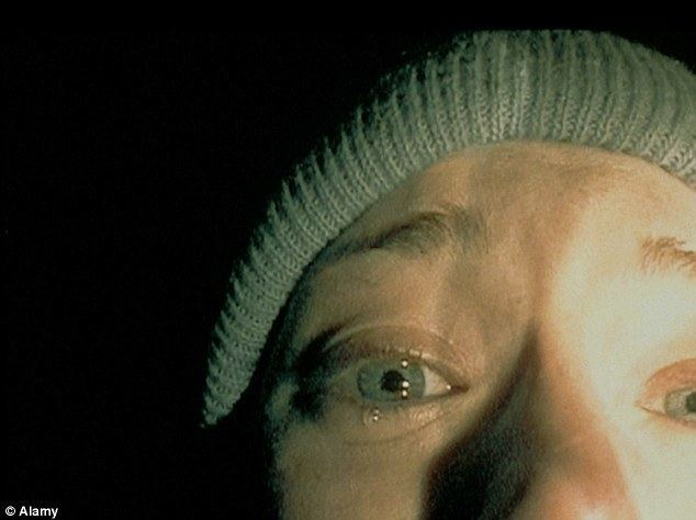 Ada... A Way of Life movie scenes Vertigo inducing scenes Like The Blair Witch Project pictured there is some