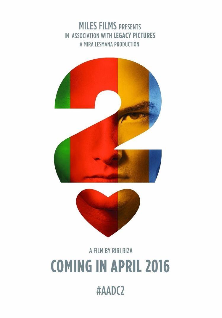 Ada Apa Dengan Cinta? 2 Ada Apa Dengan Cinta 2 2016 Sinopsis Lengkap dan Nonton Trailer