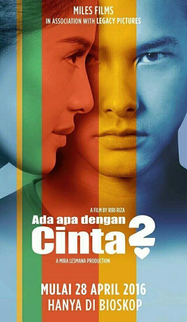 Ada Apa Dengan Cinta? 2 Poster Film ID on Twitter quotPoster resmi untuk 39Ada Apa Dengan Cinta