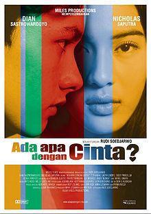 Ada Apa Dengan Cinta? 2 Ada Apa Dengan Cinta Wikipedia Bahasa Melayu ensiklopedia bebas