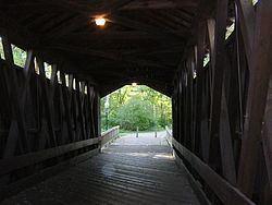 Ada Covered Bridge Ada Covered Bridge Wikipedia