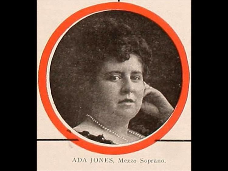 Ada Jones Ada Jones quotI39m In Love With The Slide Trombonequot on Edison