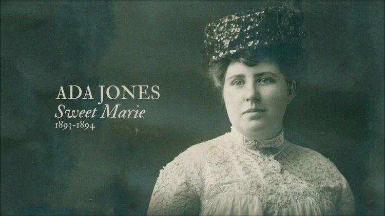 Ada Jones Ada Jones39 debut recording Sweet Marie 18931894 YouTube