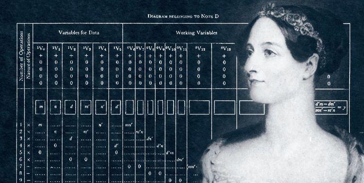 Ada Lovelace Ada Lovelace The First Computer Programmer