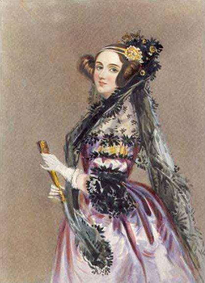 Ada Lovelace Hark a vagrant 298