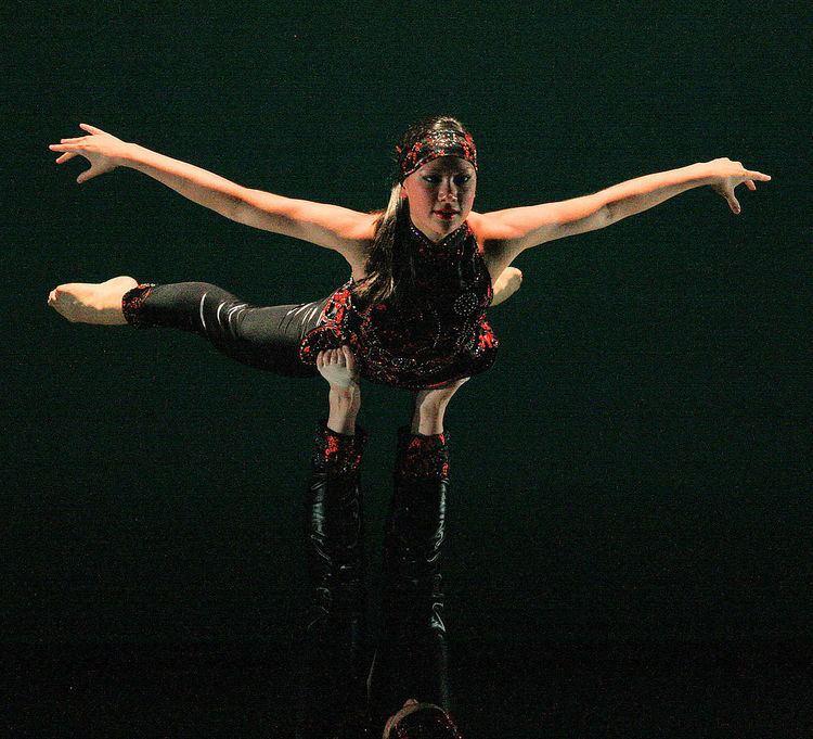 Adagio (acrobatics)