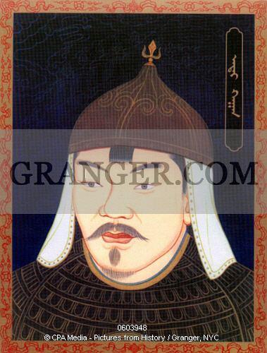 Adai Khan Image of MONGOLIA Adai Khan Mongol Khagan Of The Northern Yuan