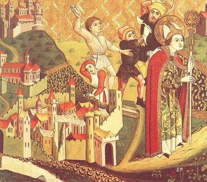 Adalbert of Prague St Vojtch minima maxima sunt