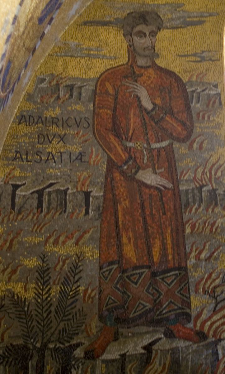 Adalrich, Duke of Alsace