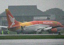 Adam Air Flight 172 httpsuploadwikimediaorgwikipediacommonsthu