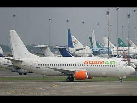 Adam Air Flight 574 Air Crash Investigation S07E07 quotFlight 574 Lostquot Adam Air Flight