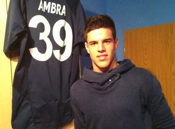 Adam Ambra Rozhovor Vychdzajca hviezda slovenskho futbalu Adam