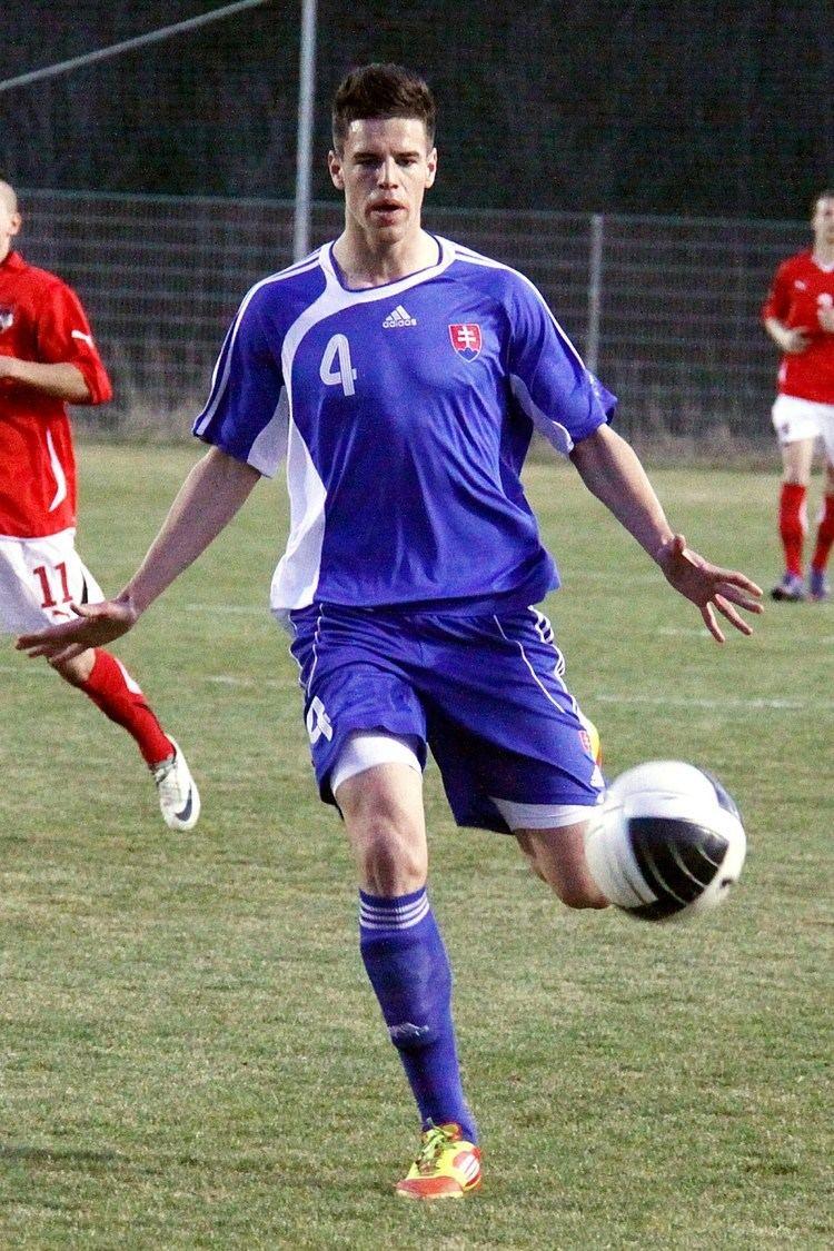 Adam Ambra FileAdam Ambra UC AlbinoLeffe Slovakia U19 02jpg