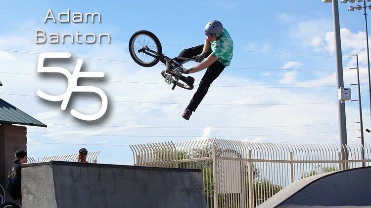 Adam Banton BMX Adam Banton 5 for 5 YouTube