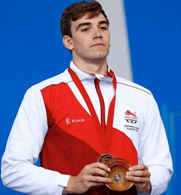 Adam Barrett (swimmer) FINIS Signs British Swimmer Adam Barrett