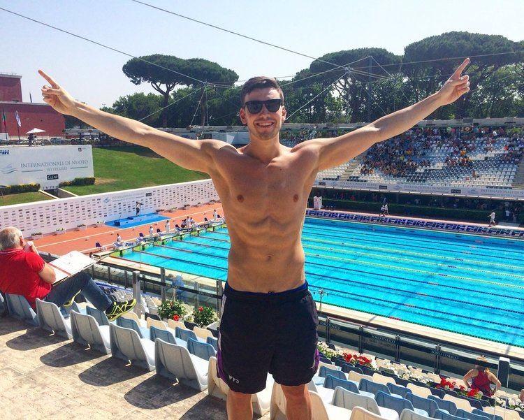 Adam Barrett (swimmer) httpspbstwimgcommediaClyhL3GWYAAqKBXjpg