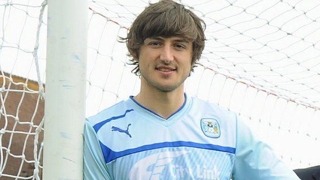 Adam Barton BBC Sport Coventry City Midfielder Barton signs from
