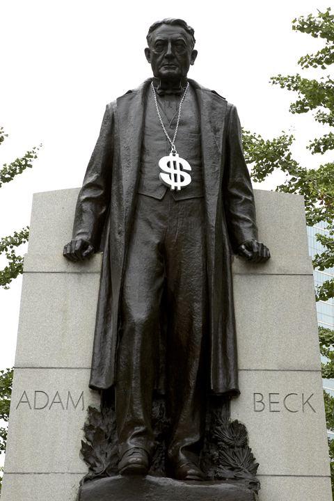 Adam Beck Adam Beck Is A Pimp