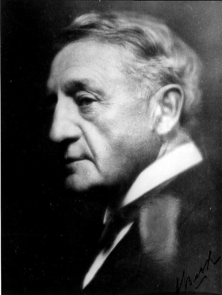 Adam Beck Sir Adam Beck Chairman of Ontario Hydro June 7 1906
