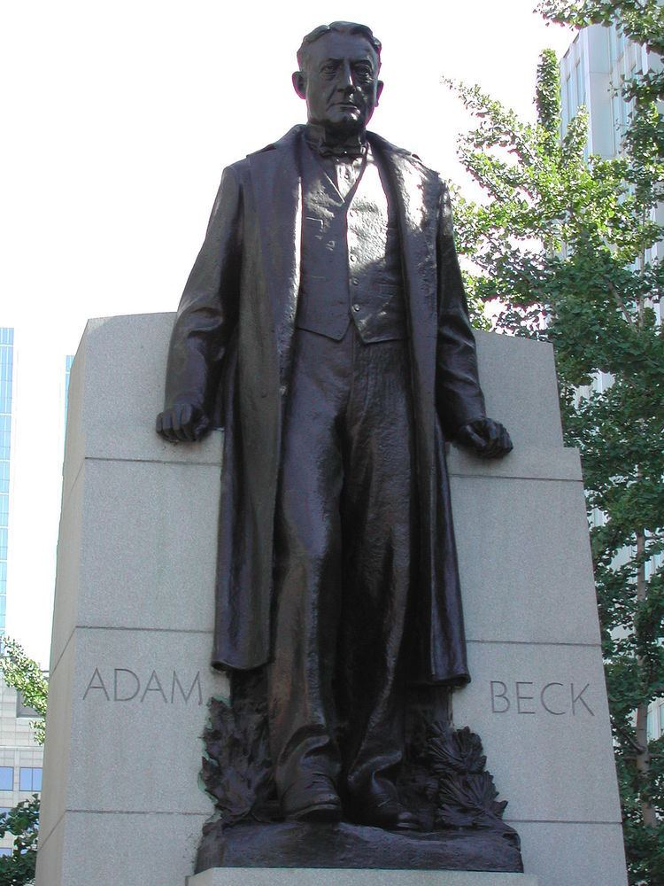 Adam Beck Adam Beck Wikipedia