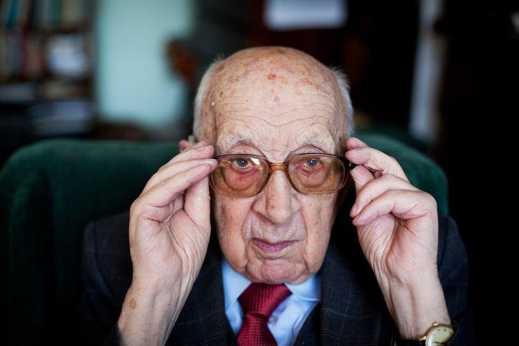 Adam Bielański 102letni prof Bielaski Jak dawniej gro nam dza wadzy i