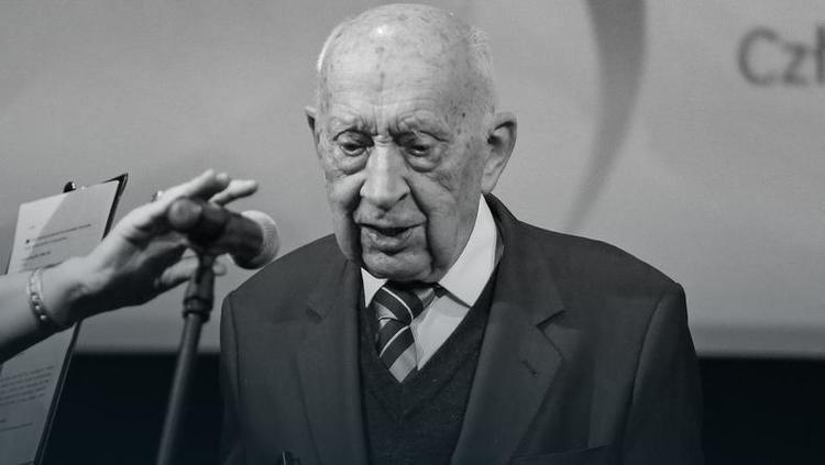 Adam Bielański W wieku 104 lat zmar prof Adam Bielaski Krakw